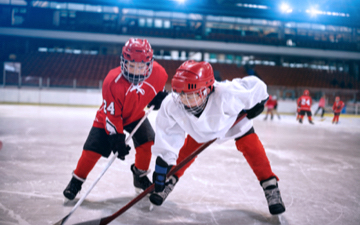 Power For Hockey Pre-Tryout Camp